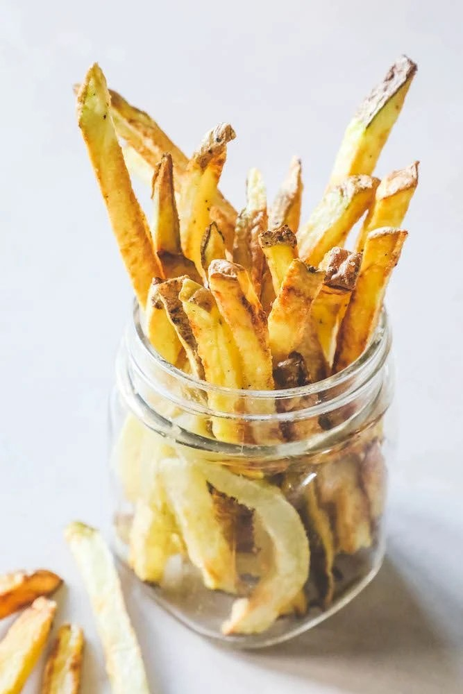 The Best Easy Air Fryer French Fries Recipe Sweet Cs Designs