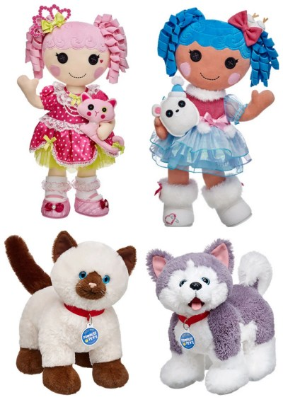 Build A Bear Holiday Merry Mission - sweet lil you