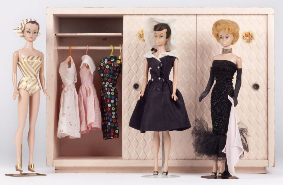 Life in Plastic  it s fantastic   Sydney Living Museums Barbie  Fashion Queen    After Five  and  Solo in the Spotlight  with  wardrobe
