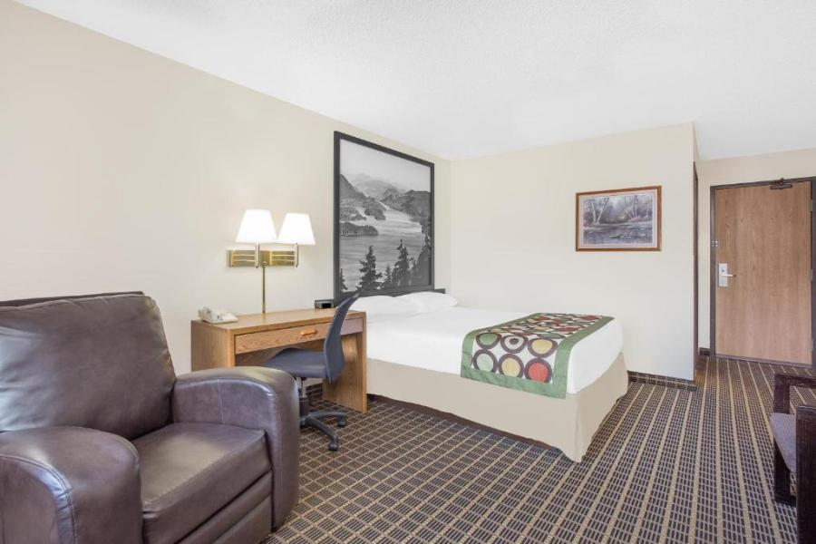 Hotel Super 8 Sitka  AK   Booking com Gallery image of this property