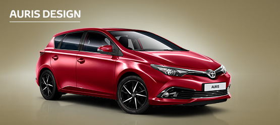 Auris Overview Amp Features Toyota Uk