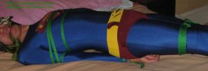 Superboy bed tied 4 by ozropeman