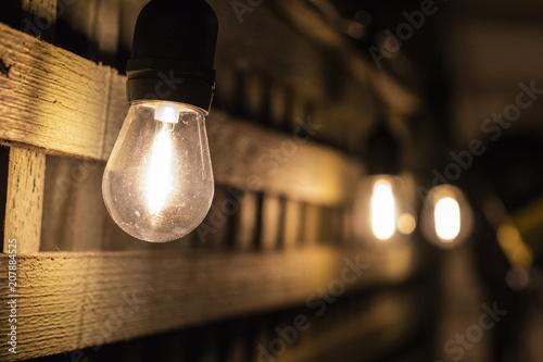 outdoor pendant string lights # 63