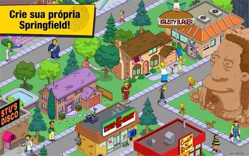 The Simpsons Tapped Out v4.28.0