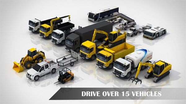 Drive Simulator 2016 v2.2 Android Full