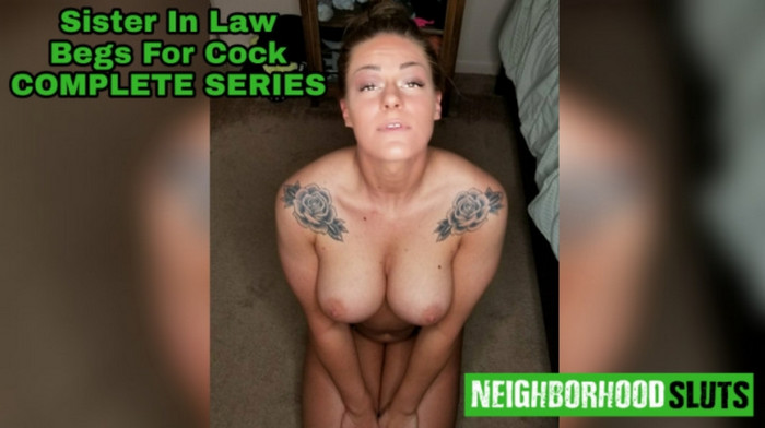 Clover Baltimore – Sister in law Begs for Cock Complete series