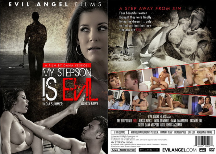 My Stepson Is Evil – India Summer, Alexis Fawx, Jasmine Jae