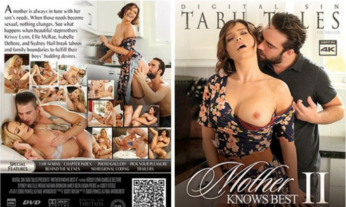 Mother Knows Best II – Krissy Lynn, Sydney Hail, Isabelle Deltore, Elle McRae