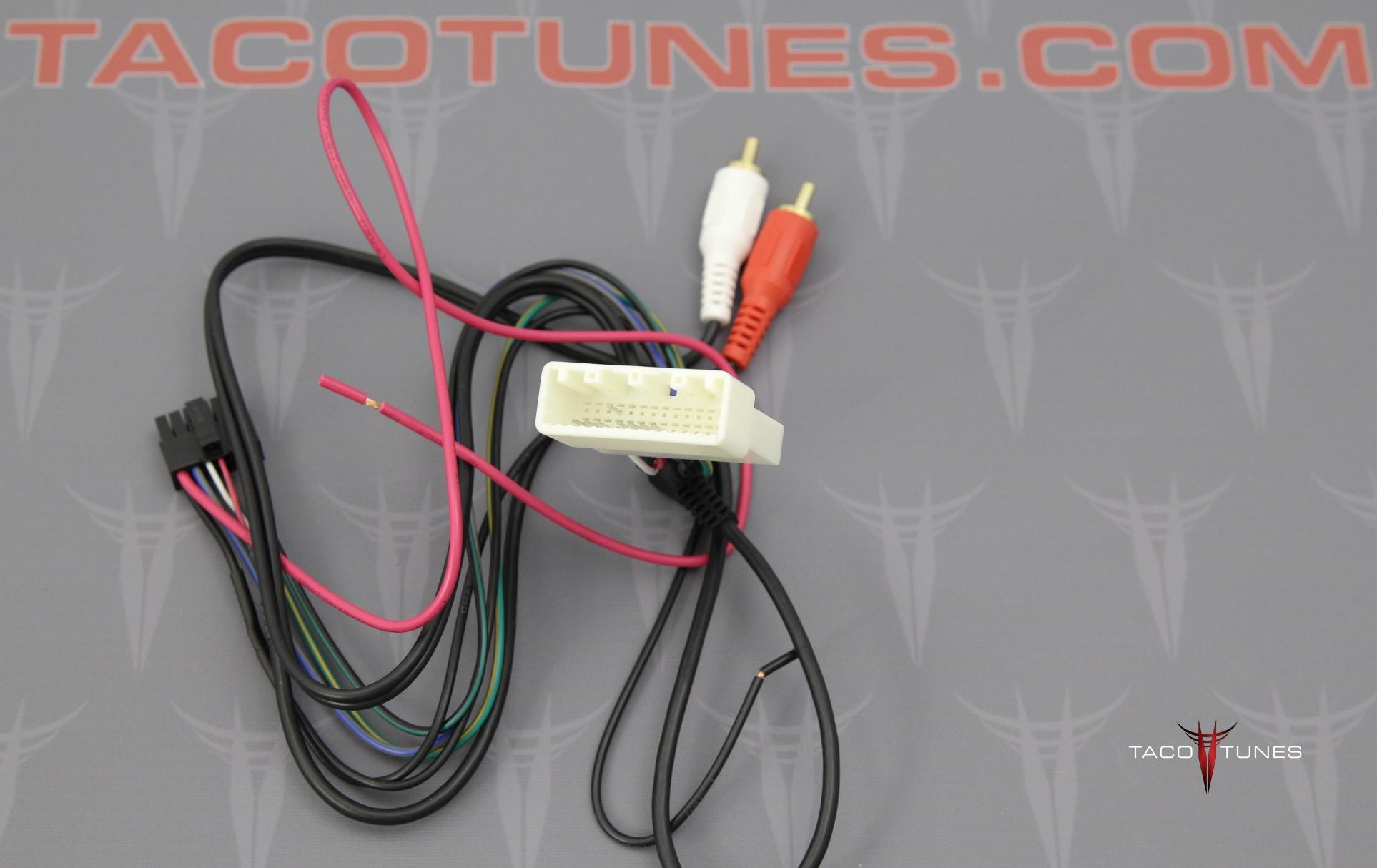 2012 Toyota Tundra Stereo Wiring Diagram Control Wheel