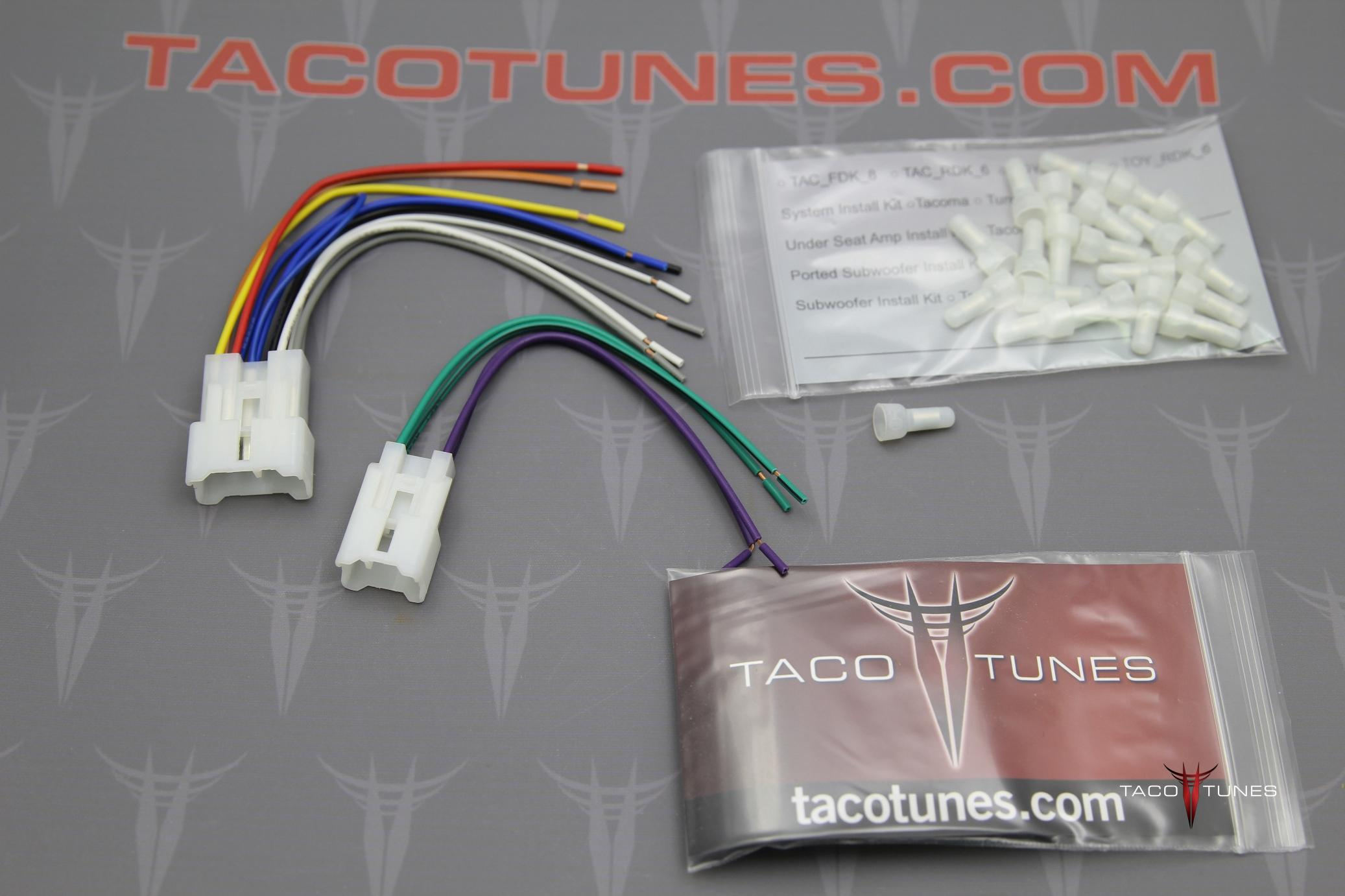 Aftermarket Stereo Wiring Harness Adapters Radio