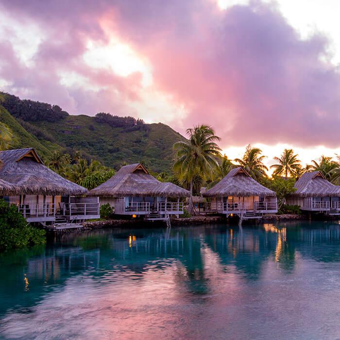 Tahiti Bora Bora Moorea Honeymoon