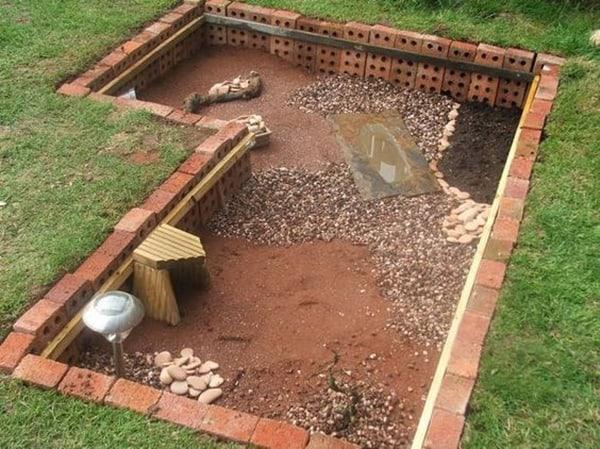 Above Ground Garden Pond Ideas