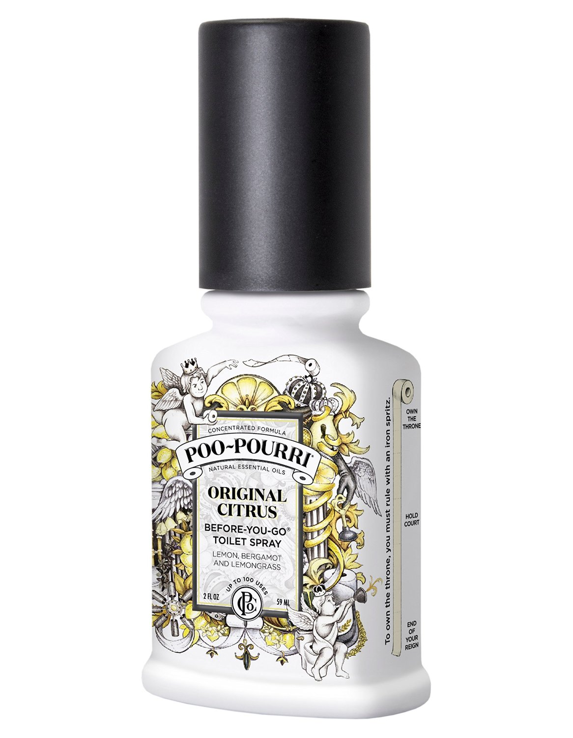 Tales from the Dad Side Poo-Pourri