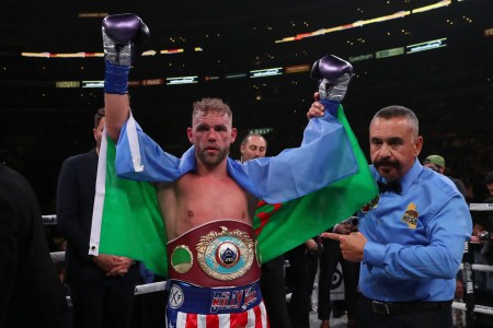 Billy Joe Saunders 'has Got The Mind Of Floyd Mayweather' And Can Beat  Canelo Alvarez, Roars Trainer Mark Tibbs