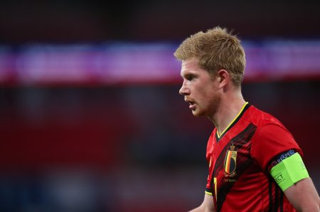 Kevin De Bruyne A Doubt For Manchester City's Clash With Arsenal As Star  Midfielder Withdraws From Belgium Squad