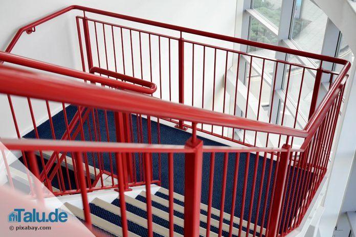 Alle Brüstungshöhen für Fenster, Balkon und Geländer/Handläufe - Talu.de