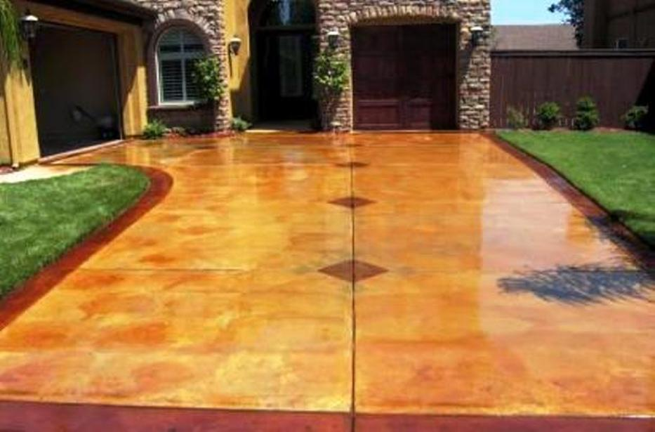 Tampa Bay Decorative Concrete Amp Concrete Overlay Gallery