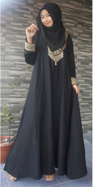 Gamis Arab Dubai Bordir Uk  Gsa