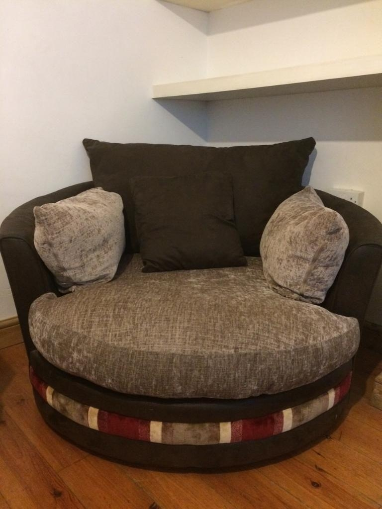 Living Room Round Chair