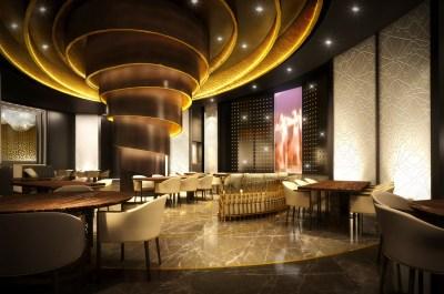 TAO Designs | Hospitality Project | Levantine Restaurant ...