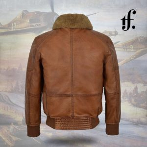 Men's Air Force Fur Collar Bomber Jacket