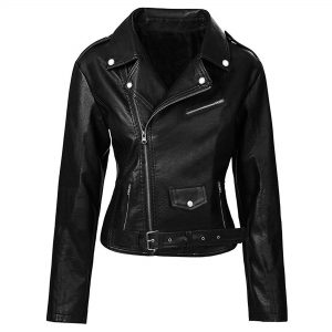 Women River dale Black Genuine Leather Jacket South side Serpents