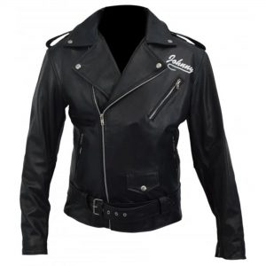 "BRMC ""Black Rebels Motorcycle Club Leather Jacket"