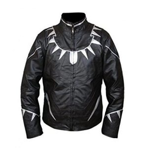 Avengers - Infinity War - Black Panther Jacket - Tapfer Store