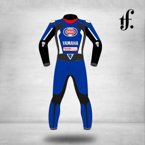 Yamaha PATA 2019 One Piece Motorbike Racing Leather Suit