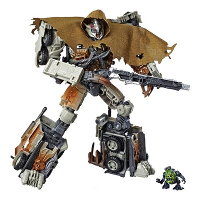 Transformers Toys Studio Series 34 Leader Class Dark Of ...