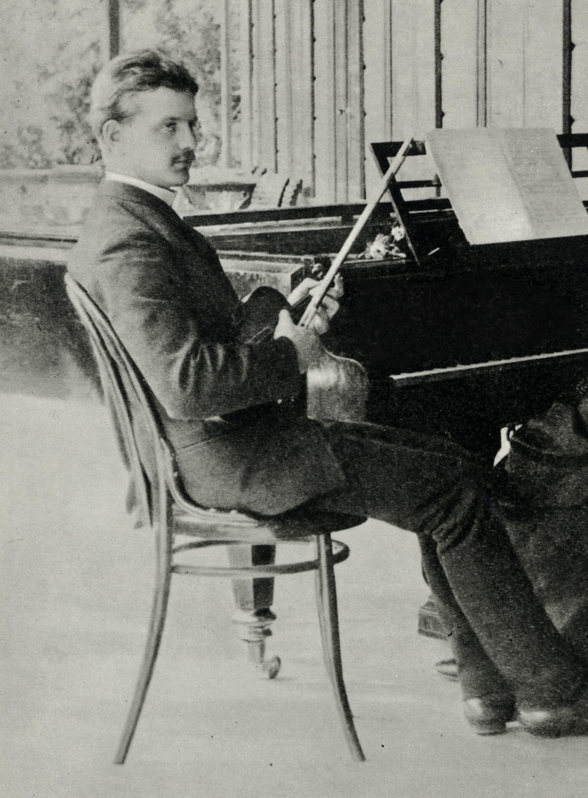 Sibelius Violin Concerto Tarisio