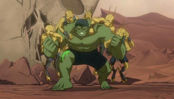Planet Hulk (Review) - Tars Tarkas.NET - Movie reviews and ...