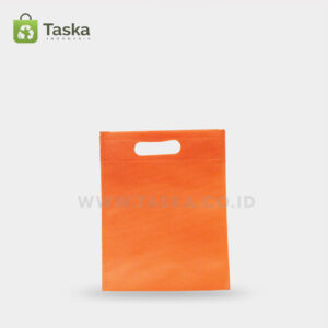 Tas Press Spunbond Oval Orange