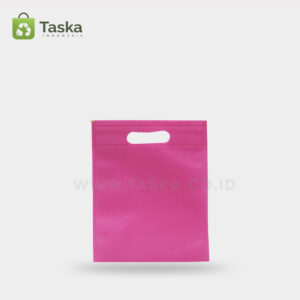 Tas Press Spunbond Oval Pink