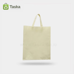 Tas Spunbond Handle Cream