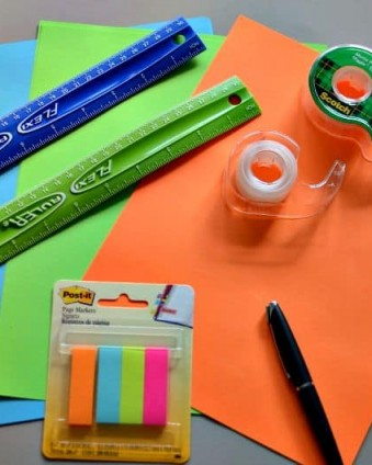 Have Fun and Teach Units of Measurements www.tastefulllyfrugal.org #ad #SchoolYearReady #CollectiveBias @Walmart
