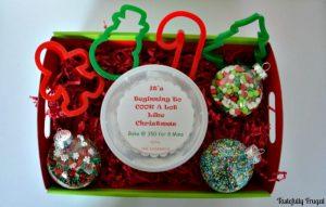 Cookie Decorating Kit Neighbor Gift Idea | Tastefully Frugal