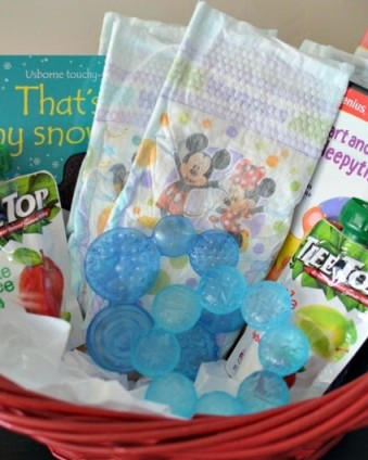 Gift Ideas For Infants and Babies | Tastefully Frugal #ad #MyHuggiesBaby