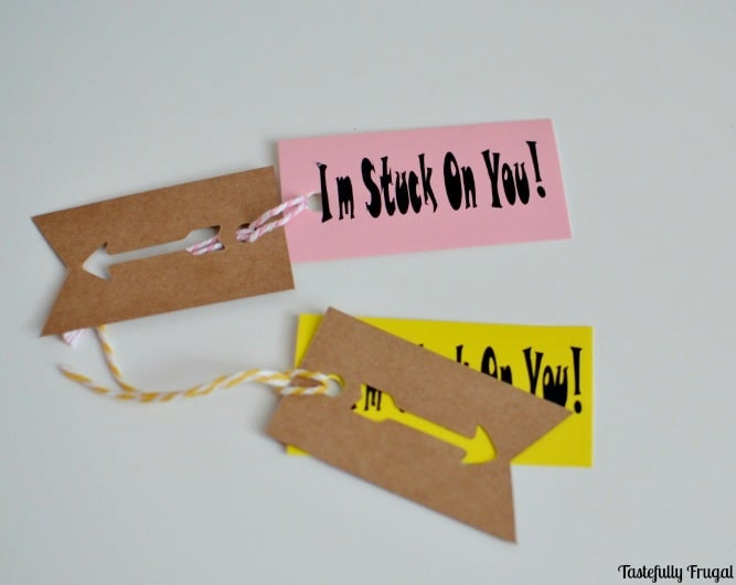 I'm Stuck On You: One Valentine, Two Ways | Tastefully Frugal