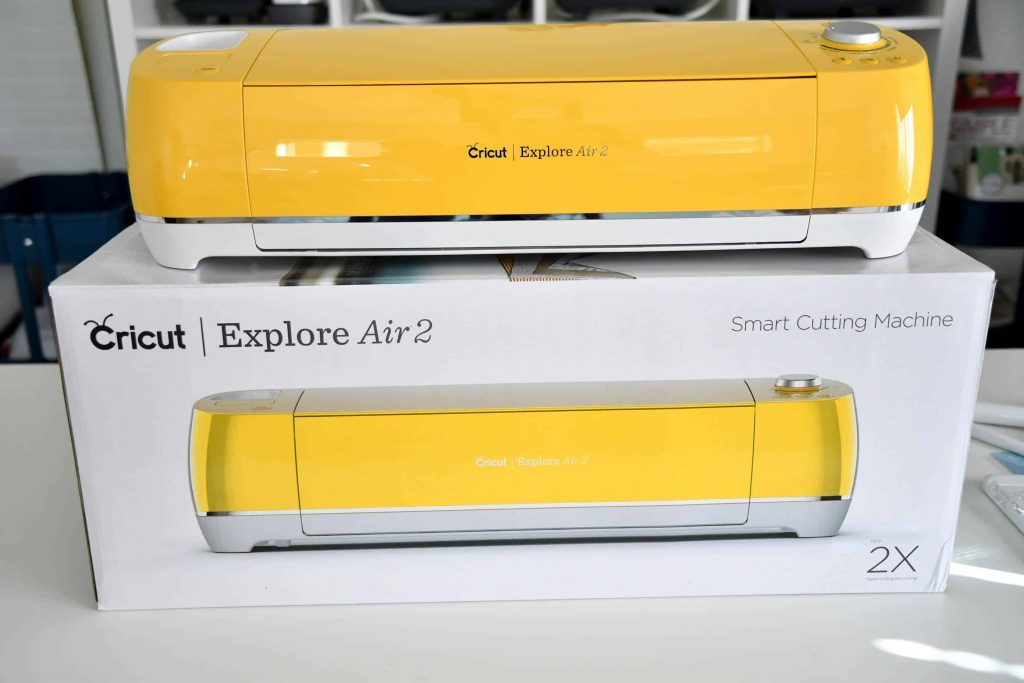Check out how easy it is to use a Cricut including an unboxing video and easy beginner project!
