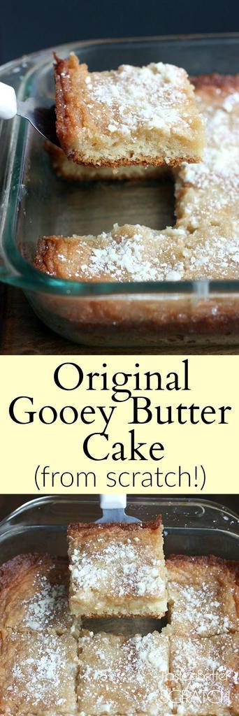 Top Cake Recipes Scratch