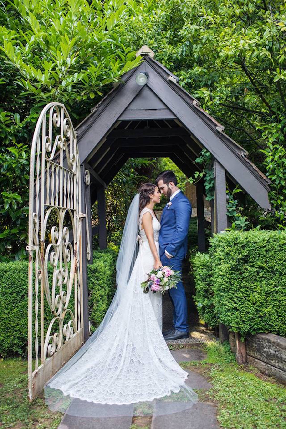 Weddings At Tatra Melbourne S Premier Garden Wedding Location