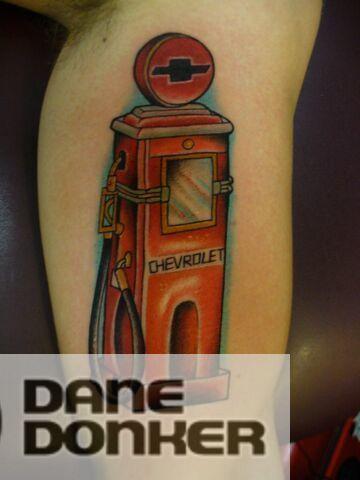 Latest Gas Pump Tattoos Find Gas Pump Tattoos