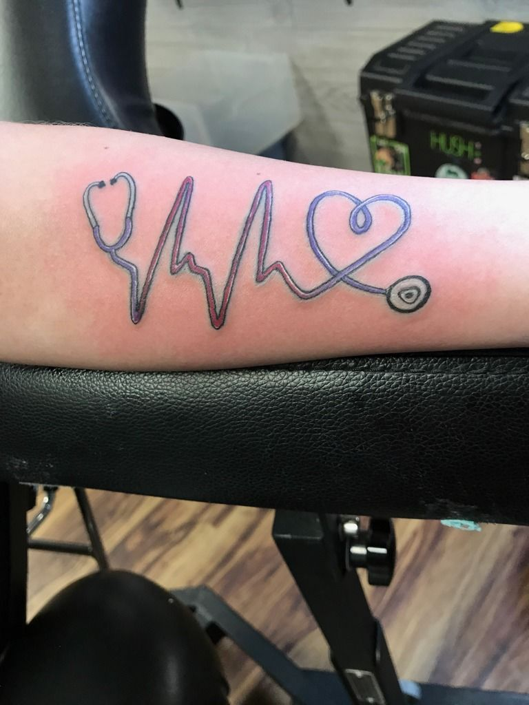 Latest Stethoscope Tattoos Find Stethoscope Tattoos