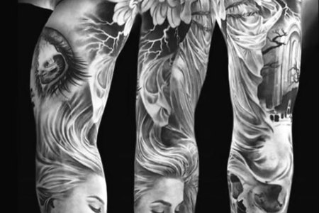 Sleeve tattoos black and white path decorations pictures full cool sleeve tattoo designs art and design cool forearm tattoo cool sleeve tattoo designs stylish tattoo sleeve ideas black and white stylish tattoo sleeve mightylinksfo