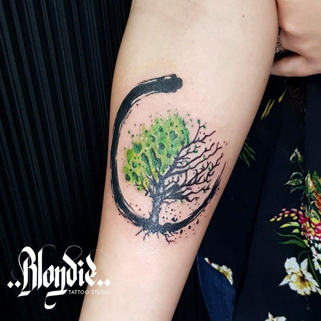 tree of life tattoo designs