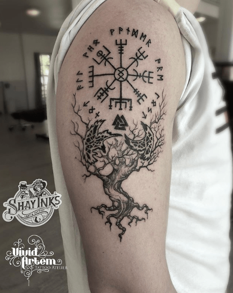 yggdrasil tattoo meaning