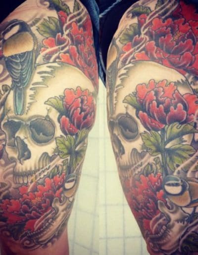 Tattoo By Gill | Tattoo Machine Studio
