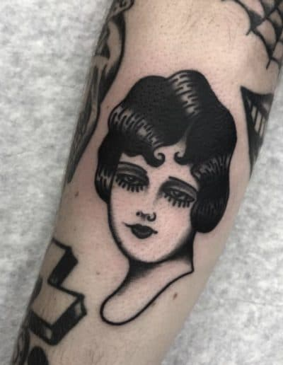 Tattoo by Rhys | Tattoo Machine Studio
