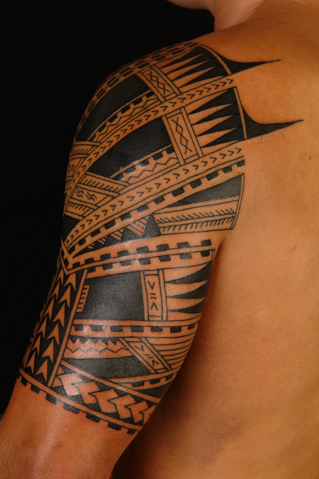 Animal Tribal Tattoos Men